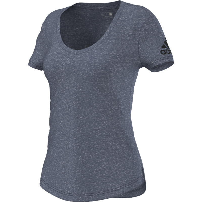 The V Tee Mineral Blue