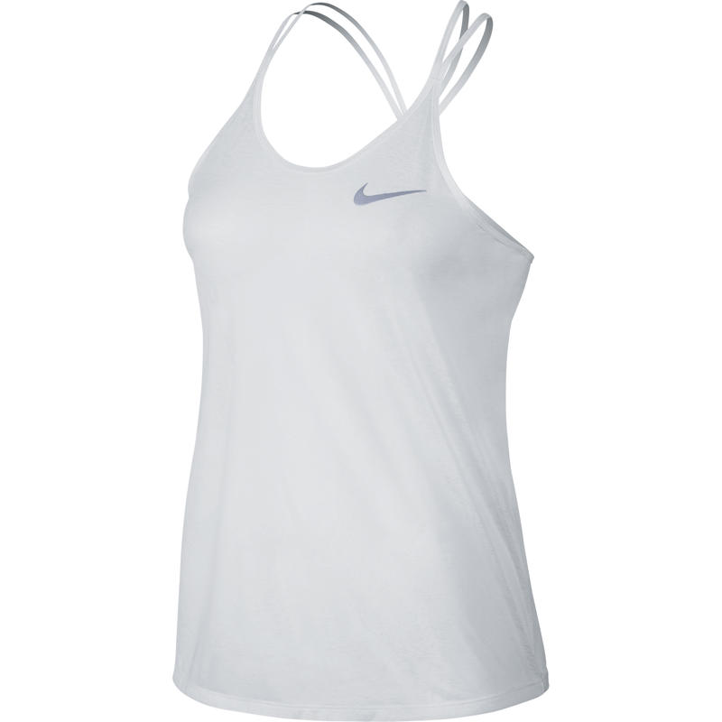 Dri-Fit Cool Breeze Strappy White