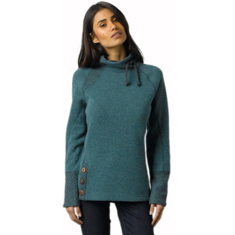 Lucia Sweater Deep Balsam