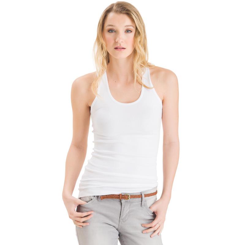 Camisole Nikki Blanc/Réservoir