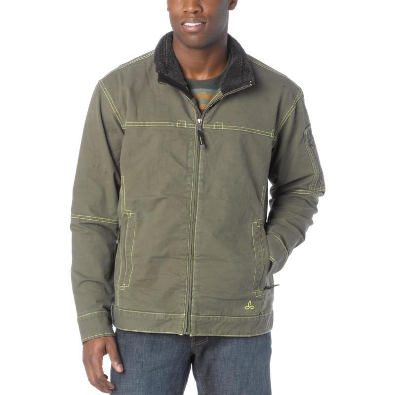 Bronson Jacket Cargo Green