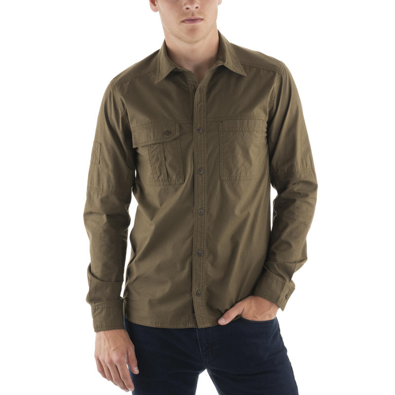 Off the Grid Long Sleeve Shirt Trail