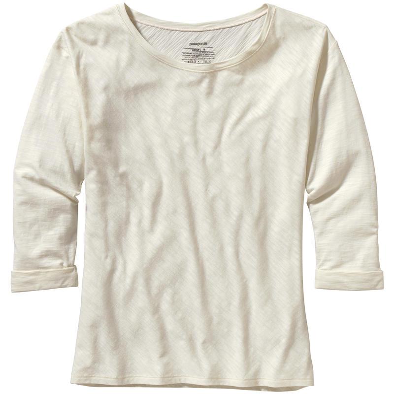 Necessity 3/4 Sleeve Shirt Raw Linen