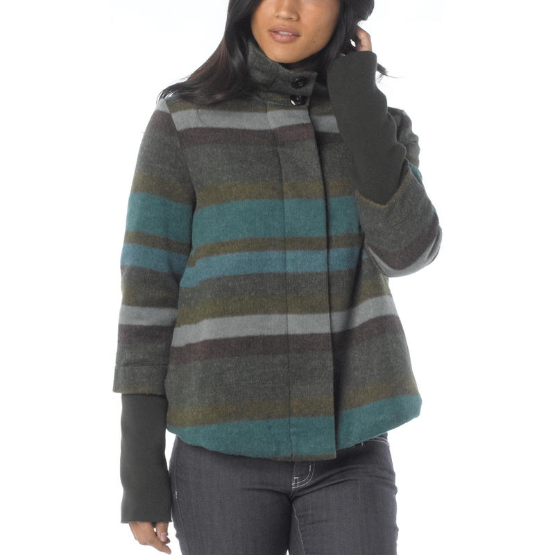 Lily Jacket Cargo Green