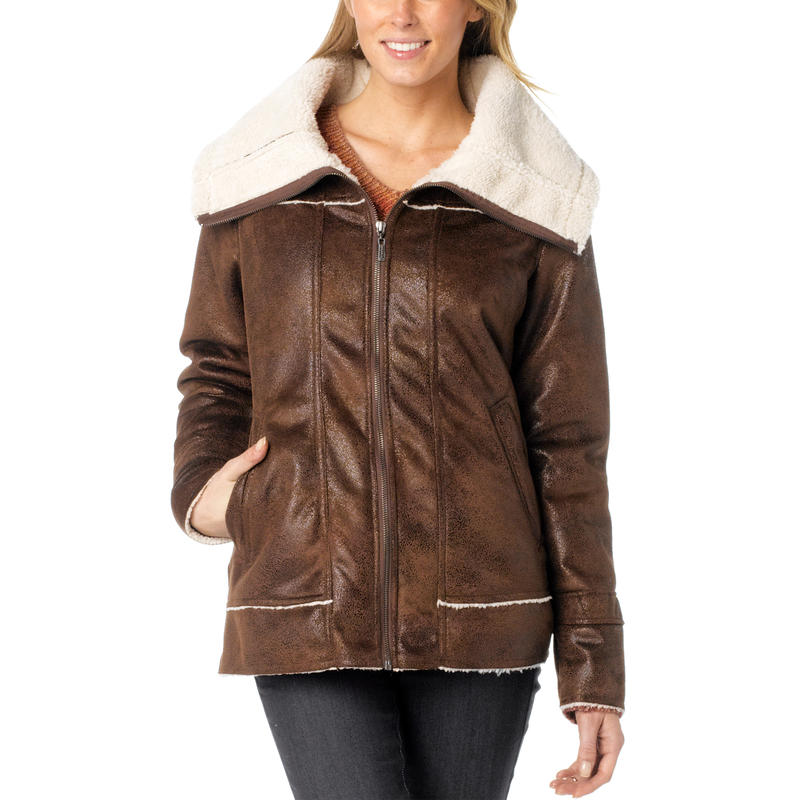 Tricia Jacket Coffee