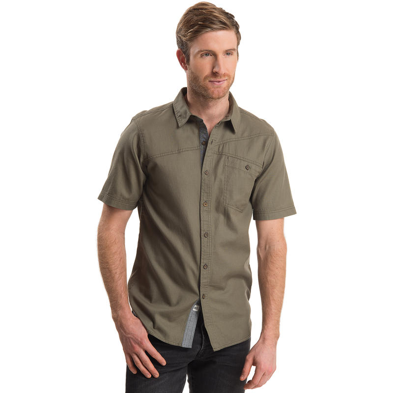 Chemise Off the Grid Olive