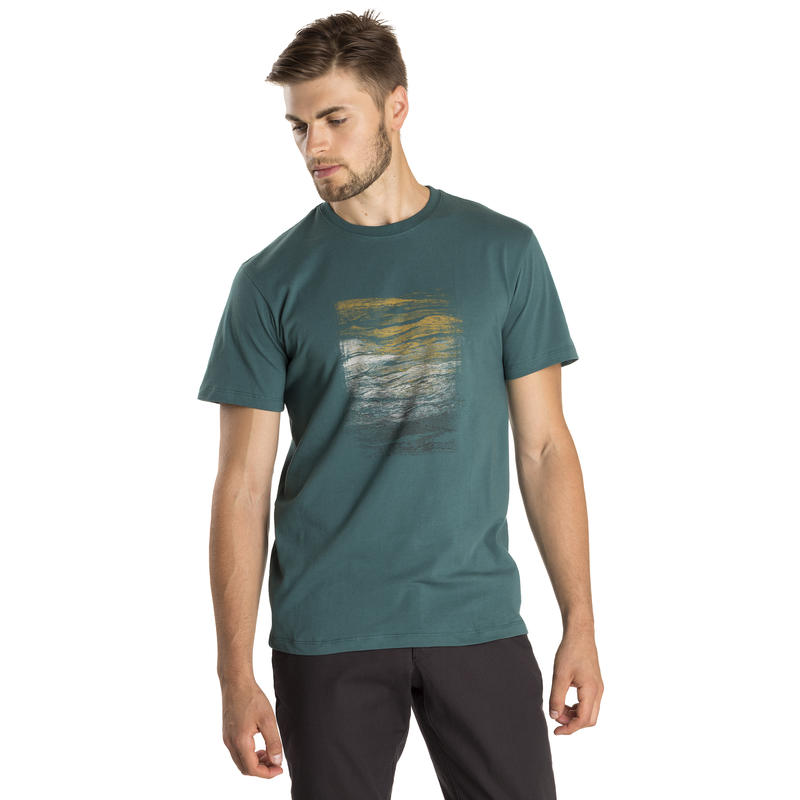 T-shirt Origins Graphique flot de Jasper