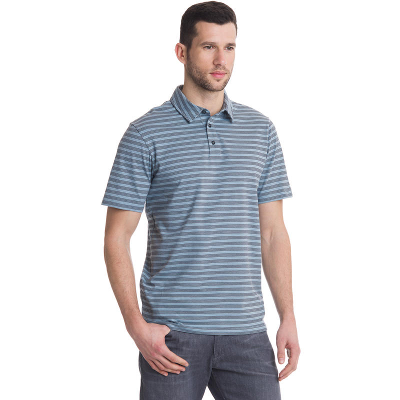 Channel Polo Shirt Flint Viero Stripe