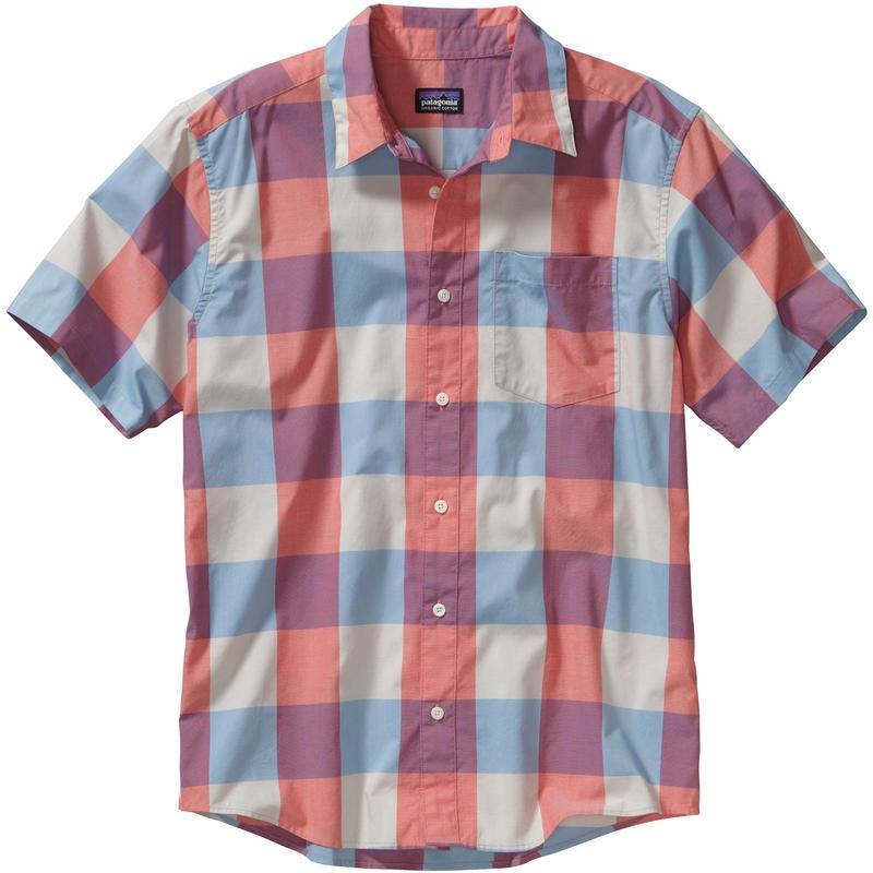 Fezzman Shirt Ripplewood/Turkish Red