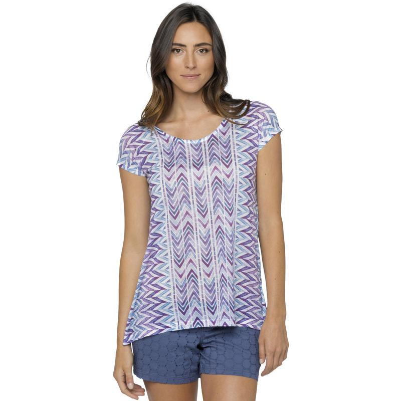T-shirt Danni Bleu matelot