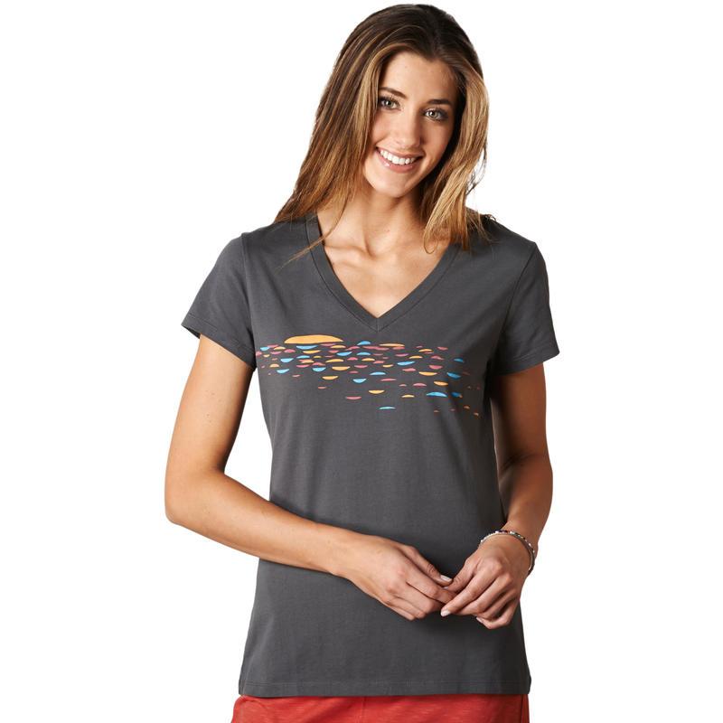 T-shirt Ripple Graphite foncé
