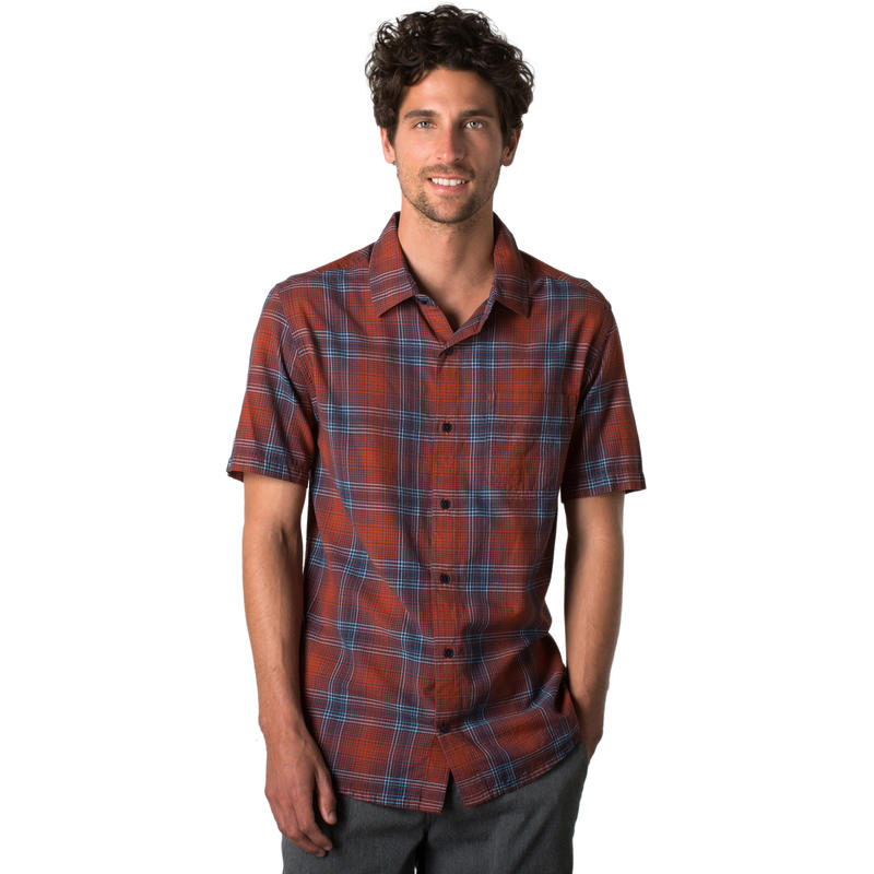 Coolant Short Sleeve Shirt Picante