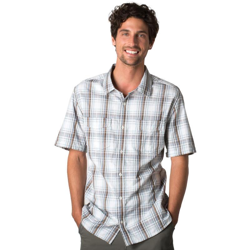 Sputnik Short Sleeve Shirt White