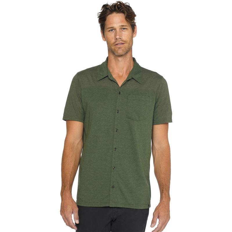 Knoven Short Sleeve Shirt Ponderosa