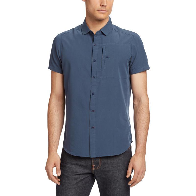 Spot On Short Sleeve Shirt Space Dot