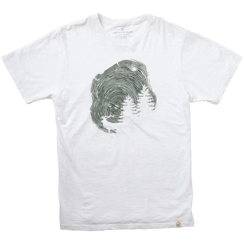 T-shirt Gorham Blanc