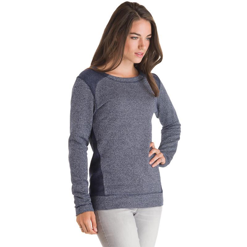 Castania Sweater Midnight Blue Heather/Midnight Blue