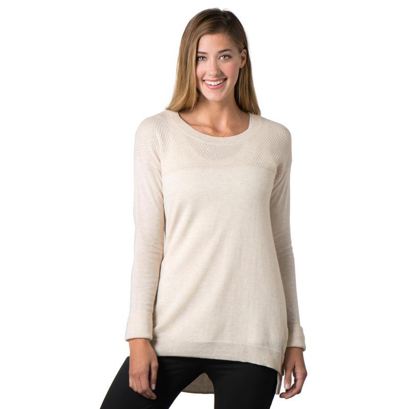 Gypsy Crew Sweater Salt