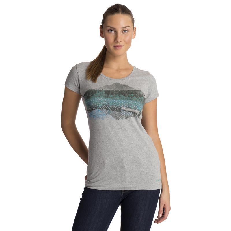 Homewaters T-Shirt Grey Heather Homewaters Graphic