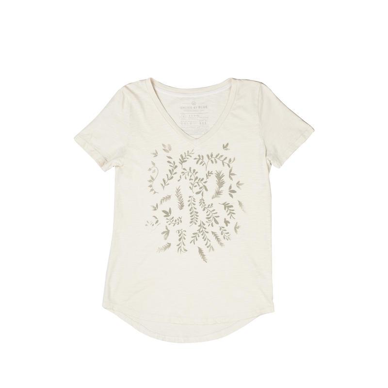 T-shirt Terrarium Tourterelle