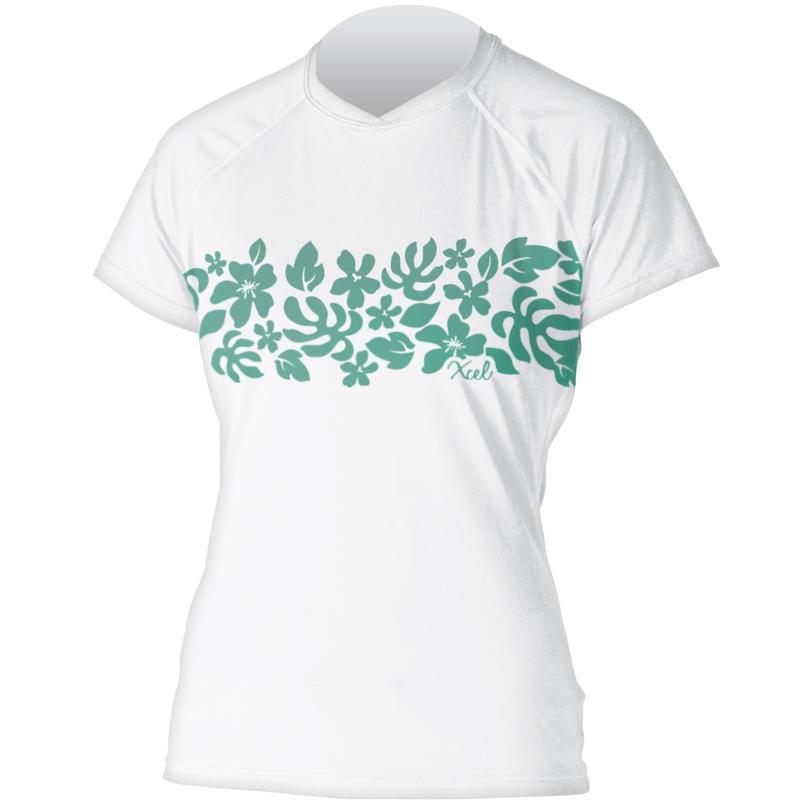 Maillot Ventx Blanc/Imprimé floral Tapa