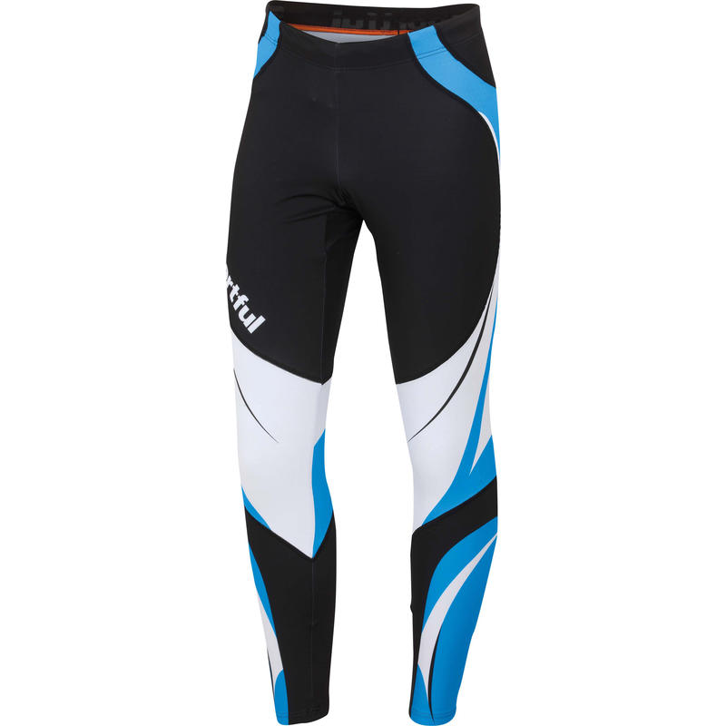 Worldloppet Tight Black/Cyan