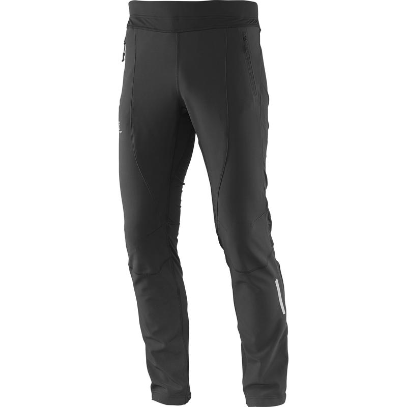 Momemtum Softshell Pants Black