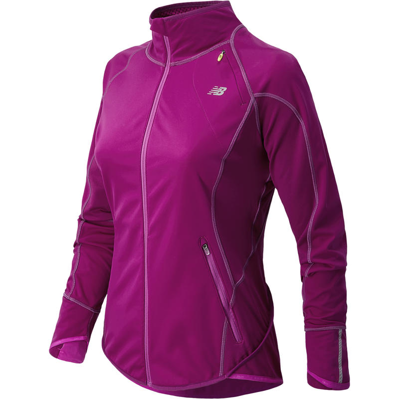 WindBlocker Jacket Mulberry/Poisonberry