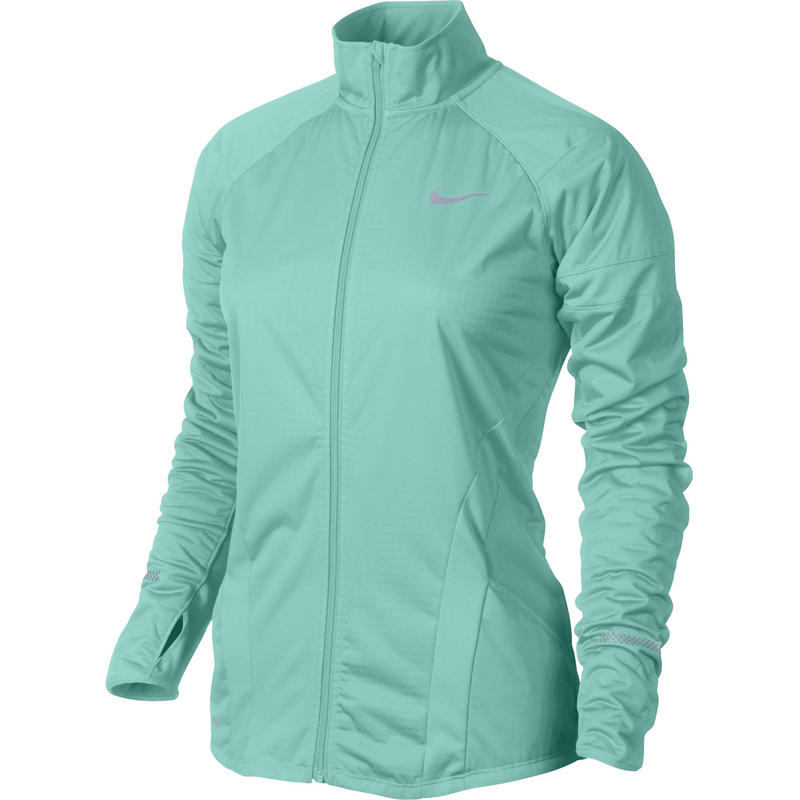 Manteau Element Shield Turquoise blanchi