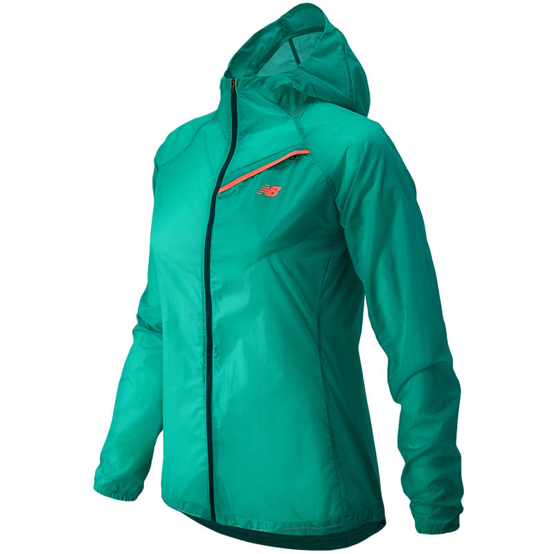 Manteau à capuchon Ultra Vert vital/Fidji