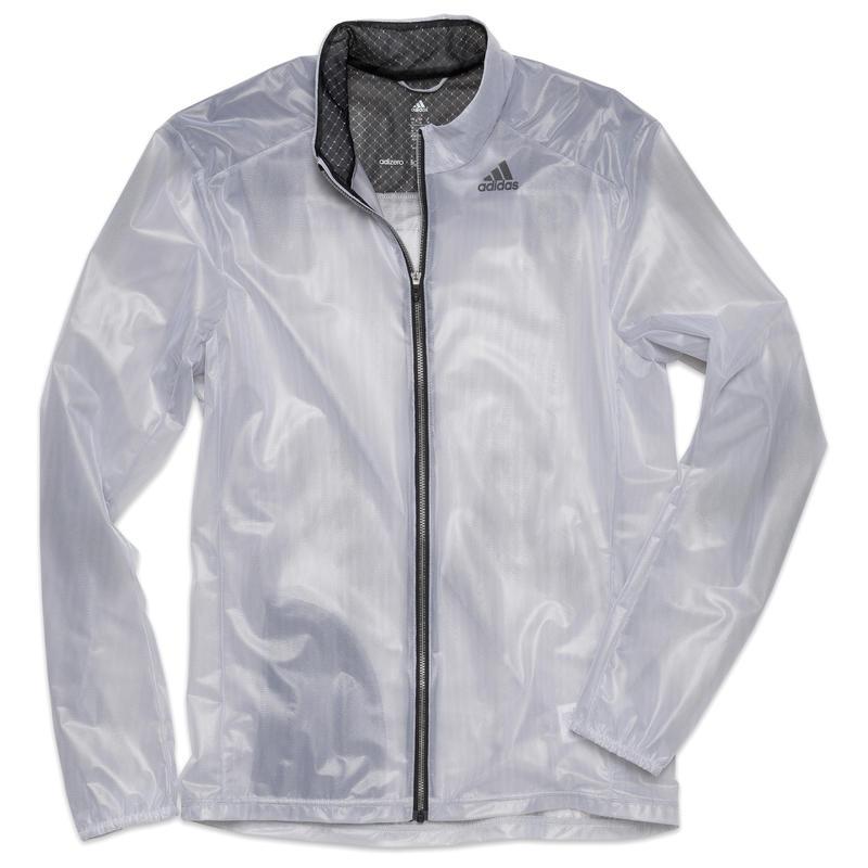 Adizero Ghost Jacket White/Black