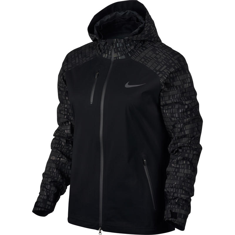 Manteau Hyper Shield Flash Noir