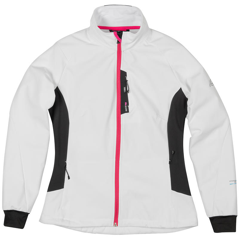 Buraani Jacket White/Black