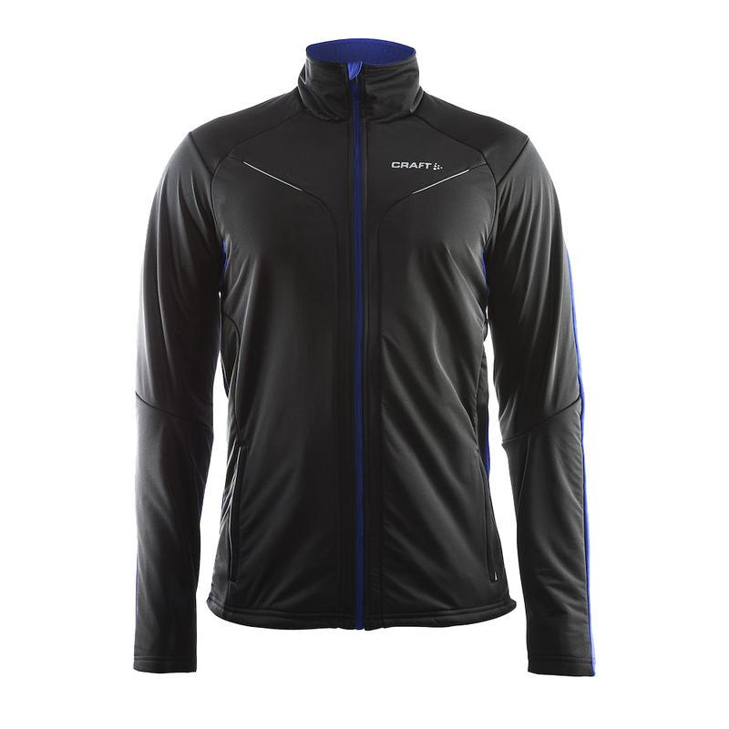 Storm Jacket Black/Atlantic