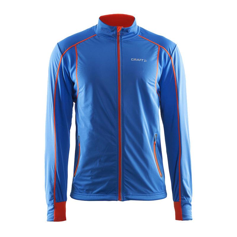 Podium Jacket Sweden Blue/Cayenne