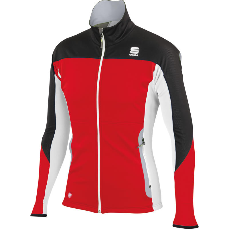 Squadra Corse 2 Jacket Red/Black