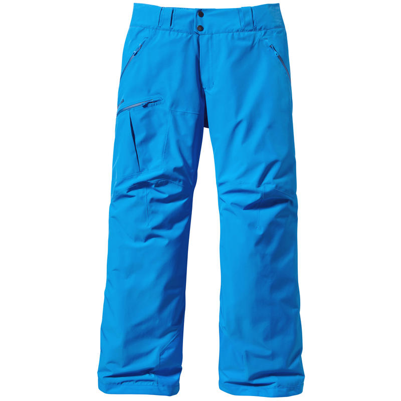 Insulated Powderbowl Pants Andes Blue