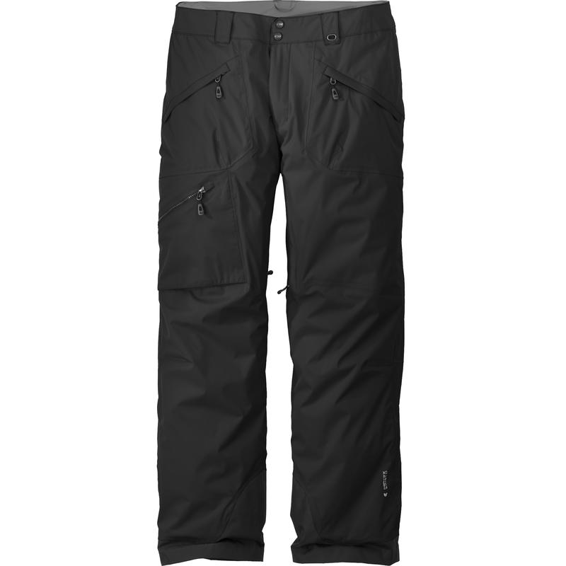 Pantalon Igneo Noir
