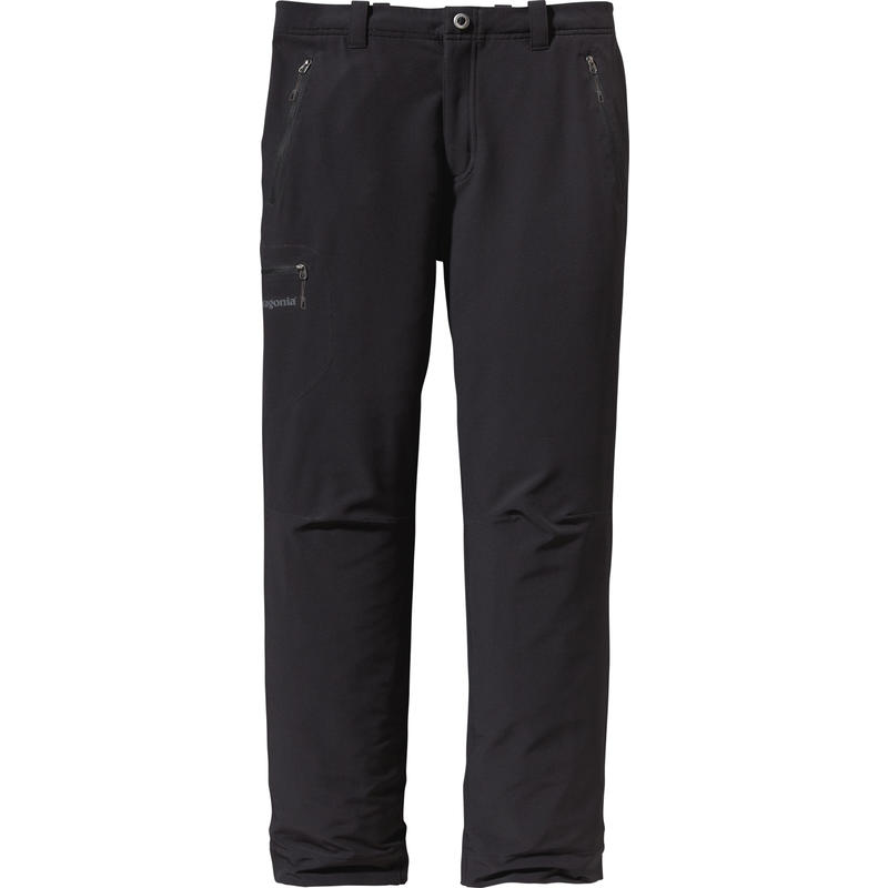 Simple Guide Pants Black