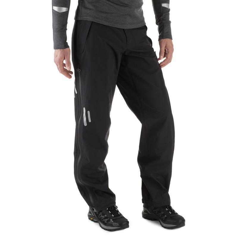 Pantalon Revolution Noir/Réfléchissant