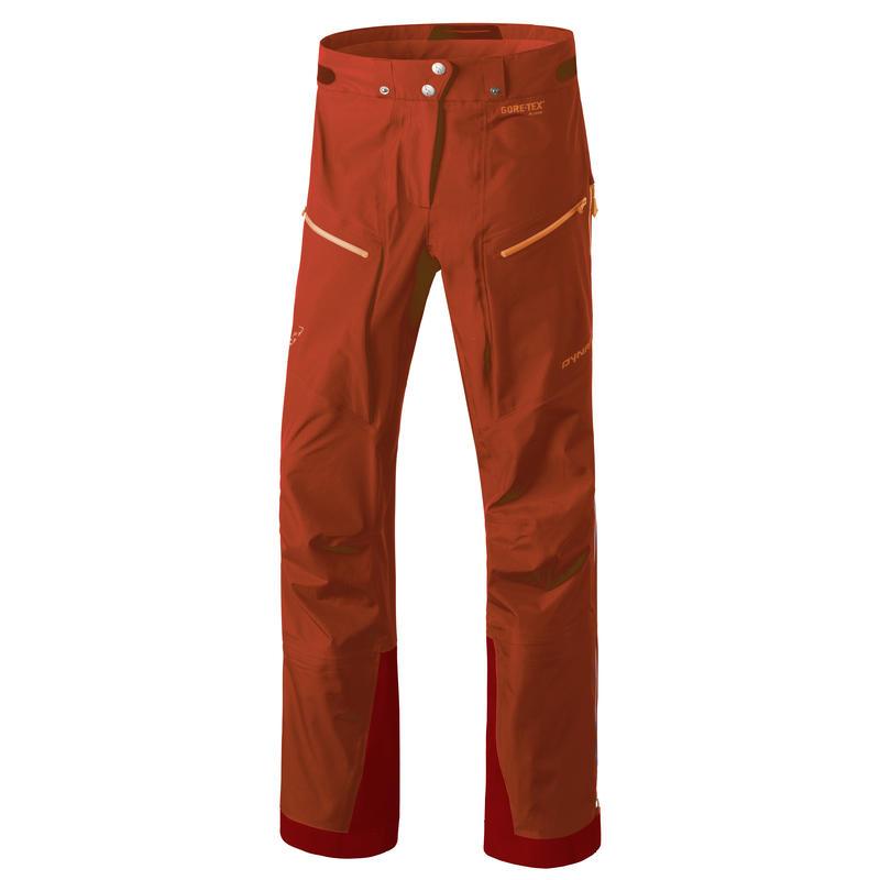 Pantalon Beast en GORE-TEX Brique réfractaire