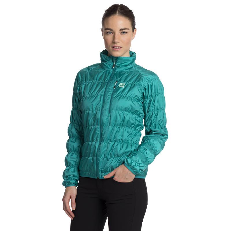 Uplink Jacket Tidal Teal