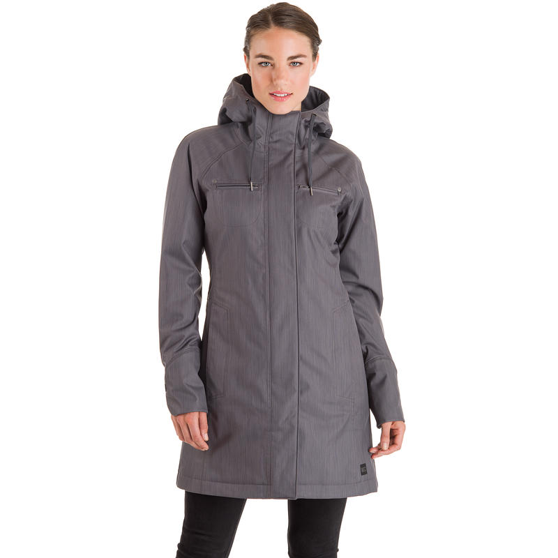 Manteau isolant Confidante Requin