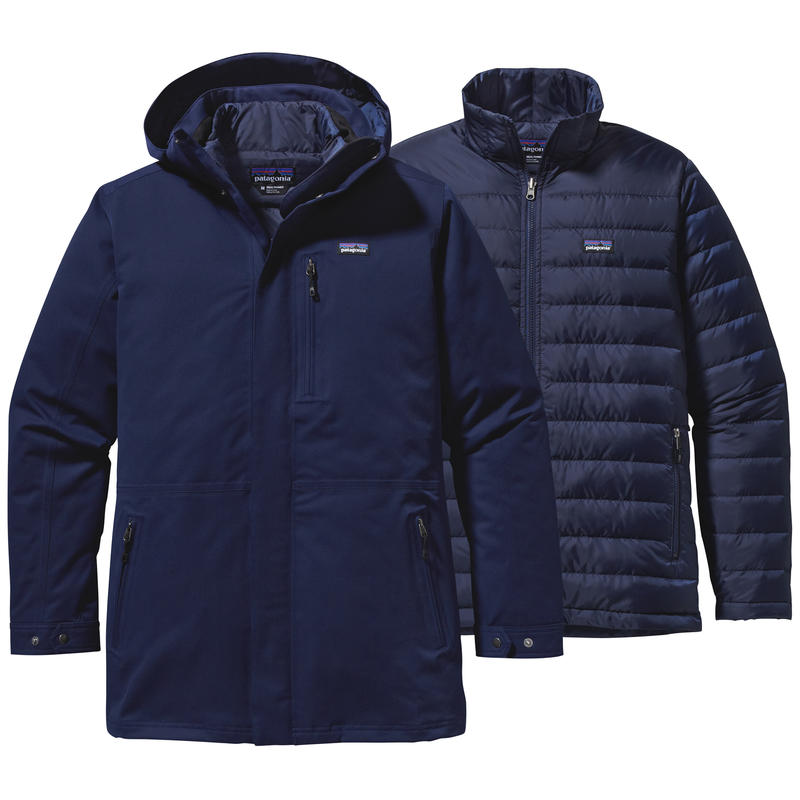 Tres 3-in-1 Parka Classic Navy