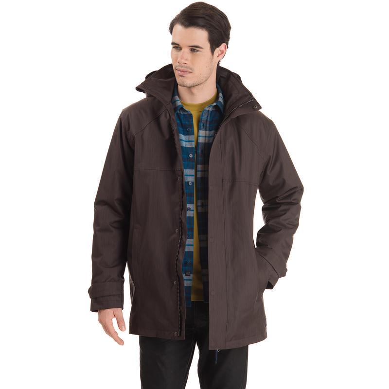 Steadfaster Jacket Licorice