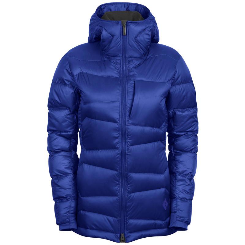 Cold Forge Parka Spectrum Blue