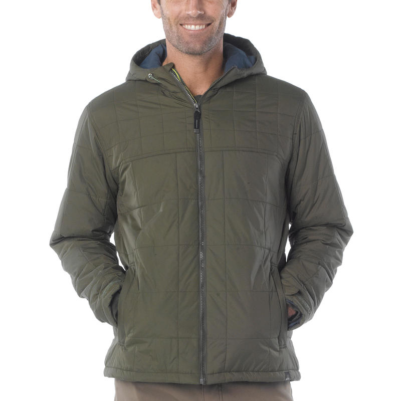 Redmond Jacket Cargo Green