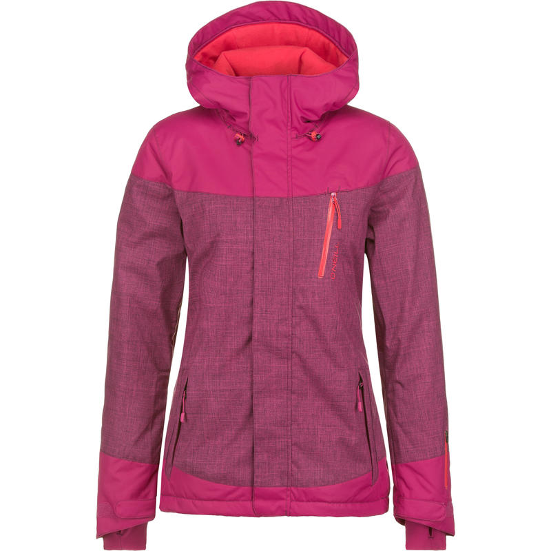Coral Jacket Framboise Pink