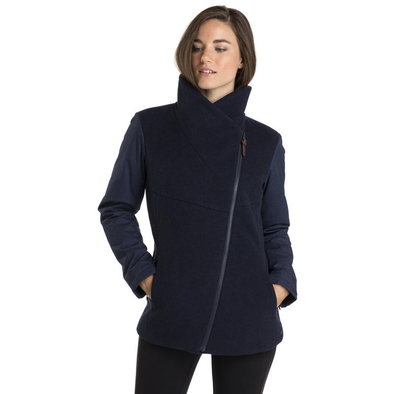 Aurina Jacket Midnight Blue Heather