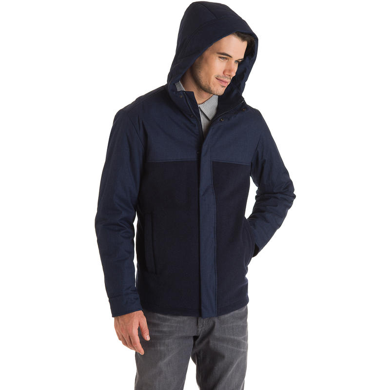 Benefact Jacket Midnight Blue Heather